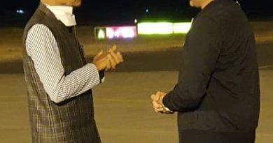 shivraj with sanjay pathak