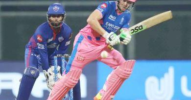 क्रिस मॉरिस के तूफान से राजस्थान ने 3 विकेट से मैच जीता:दिल्ली के खिलाफ 5 हार के बाद पहली जीत