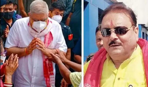 काला कुत्ता भौंकता है… TMC MLA मदन मित्रा का गवर्नर पर विवादित बयान