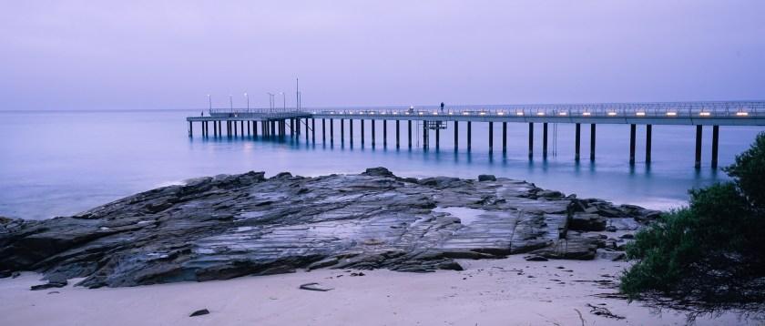 Pier at Lorne, Victoria