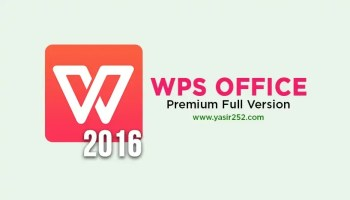 Download WPS Office 2019 Full Version [PC] | YASIR252