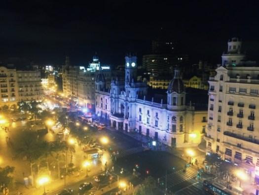 Valencia's main square