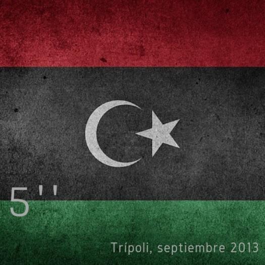 Cinco segundos en Trípoli