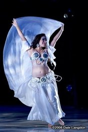 Yasmine NJ Belly Dancer