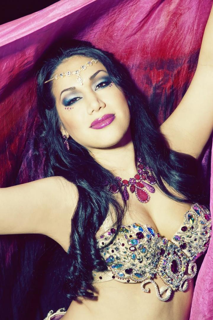 NJ-Based Belly Dancer Yasmine