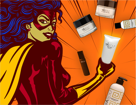 Skin Care Is Your Superpower