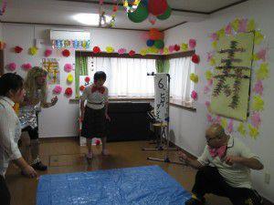 20150923花小金井でも敬老会を行ないました!27