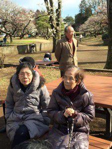 20150311小金井公園へ梅を見に散歩に出掛けました。6
