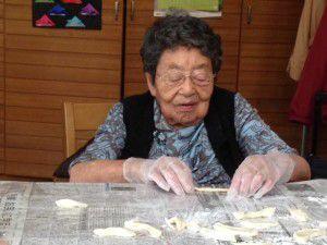 20150522「手打ちうどん作り」に挑戦です♪2