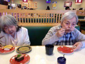 20151007連チャンで、念願の回転寿司へ行って来ました!2
