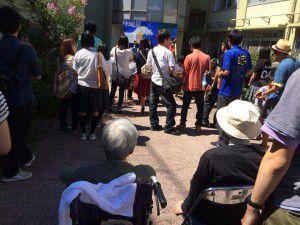 杉並総合高校の文化祭5