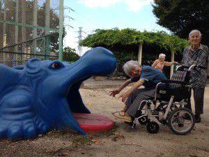 20151009塚山公園と少し前の西公園の写真をアップします♪7