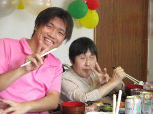 20150923花小金井でも敬老会を行ないました!2
