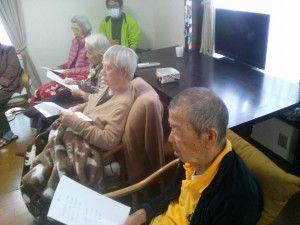 20141213利根川様によるピアノの演奏会がありました。3