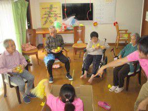 20151022花小金井では曜日対抗運動会を行っています6