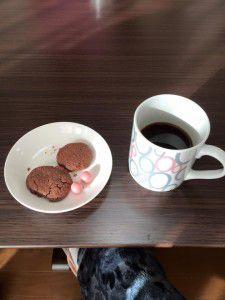 20150218ご利用者様達とチョコレートクッキー作りをしました。5