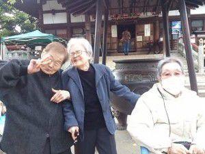 20141112新井薬師へ行って来ました!2