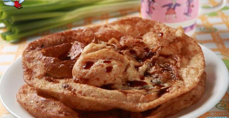 炸蛋蔥油餅 – 花蓮市小吃 @YA !野旅行-玩樂全世界