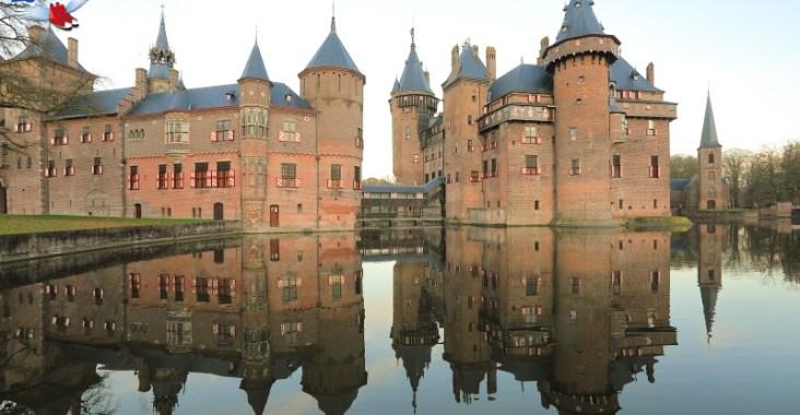 霍爾的移動城堡-烏特勒支德哈爾古堡Kasteel de Haar @YA !野旅行-玩樂全世界