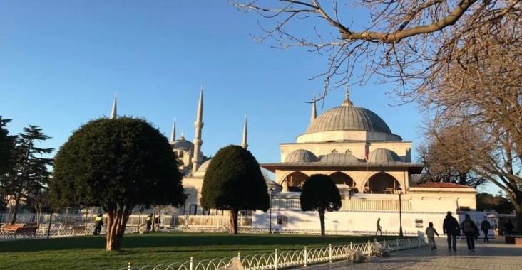 帶我的民宿去旅行-土耳其伊斯坦堡 @YA !野旅行-玩樂全世界
