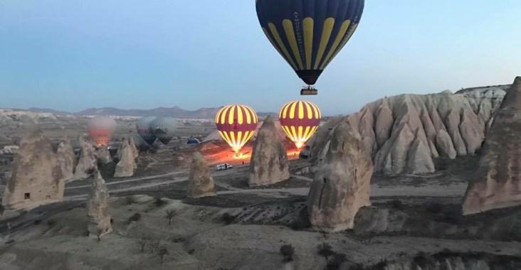 2017土耳其熱氣球-花綠蒂民宿分享 @YA !野旅行-玩樂全世界