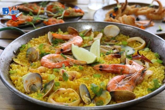 東海岸隱藏版美食-來自地中海岸的異國料理 @YA !野旅行-吃喝玩樂全都錄