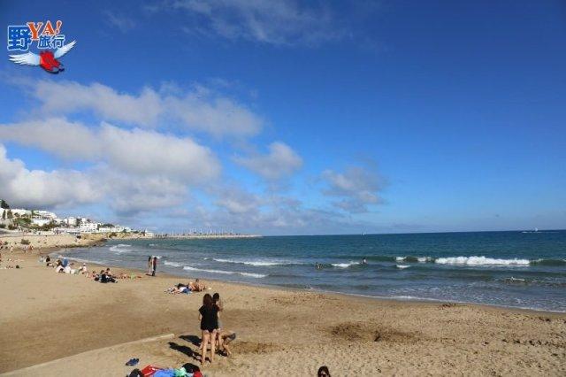 西班牙浪漫小鎮地中海岸的幻境天堂 @YA !野旅行-吃喝玩樂全都錄