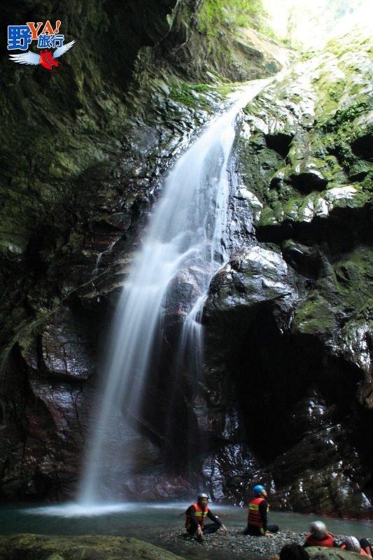 花蓮人的戲水秘境/布拉旦峽谷尋幽 @YA !野旅行-吃喝玩樂全都錄