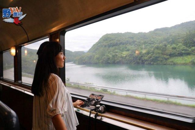 搭乘蒸氣觀光列車 飽覽日本北陸秋收美景 @YA !野旅行-吃喝玩樂全都錄