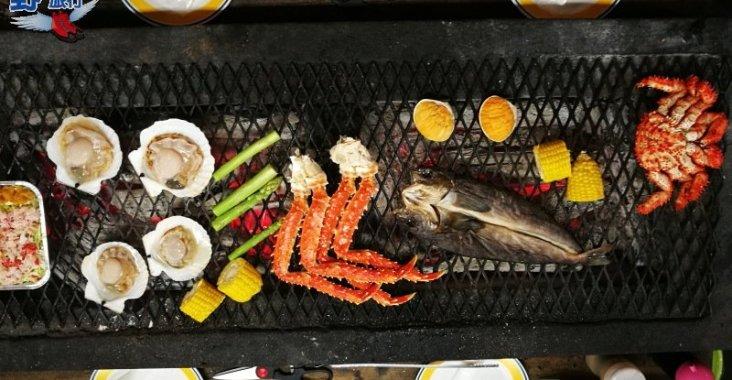 來自北國的美味 道東海鮮燒烤饗宴 @YA !野旅行-玩樂全世界