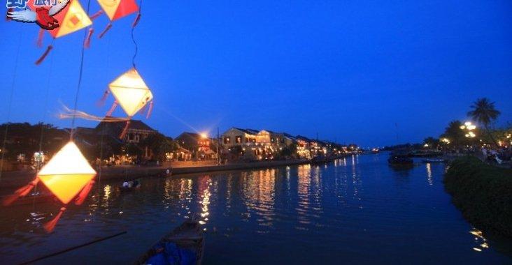 中越人氣第一 會安古城的異國風情 @YA 野旅行-陪伴您遨遊四海