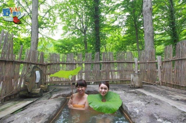 北海道日本秘湯 深秋裡的野天風呂 @YA !野旅行-吃喝玩樂全都錄