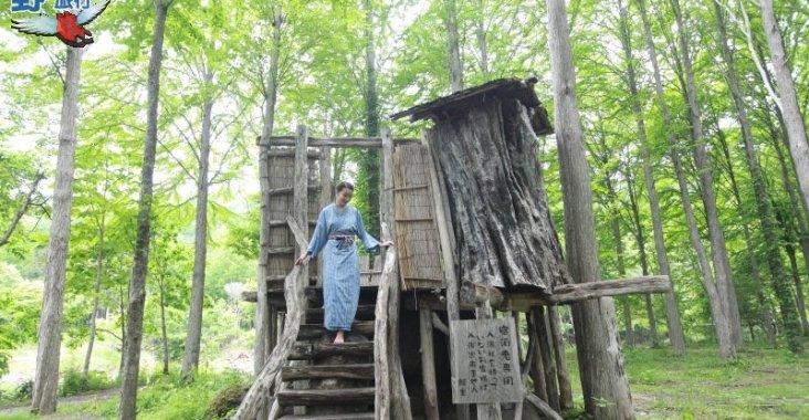 北海道日本秘湯 深秋裡的野天風呂 @YA !野旅行-玩樂全世界