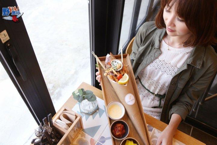 【韓國IG打卡秘境】JejuFrito品嚐海鮮花束 @YA !野旅行-吃喝玩樂全都錄