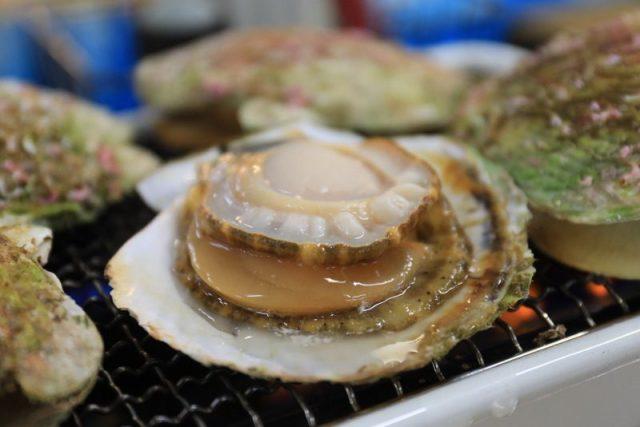 來自東太平洋的美味,岩手三陸海鮮吃到飽 @YA !野旅行-吃喝玩樂全都錄
