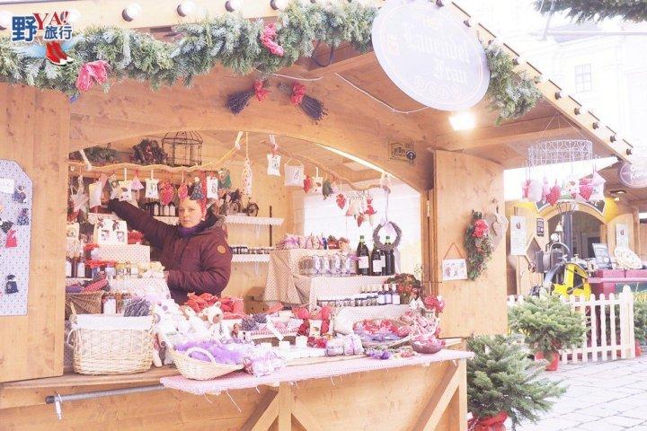 【維也納耶誕市集】瀰漫著華麗古典宮廷風 @YA !野旅行-吃喝玩樂全都錄