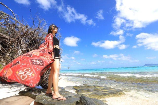 陽光沙灘比基尼 塞班軍艦島戲水天堂 @YA !野旅行-吃喝玩樂全都錄
