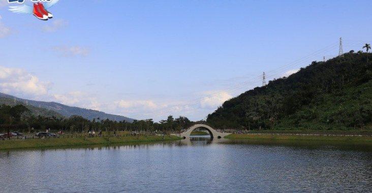 花東縱谷最新景點 光復吉利潭閃亮登場 @YA 野旅行-陪伴您遨遊四海