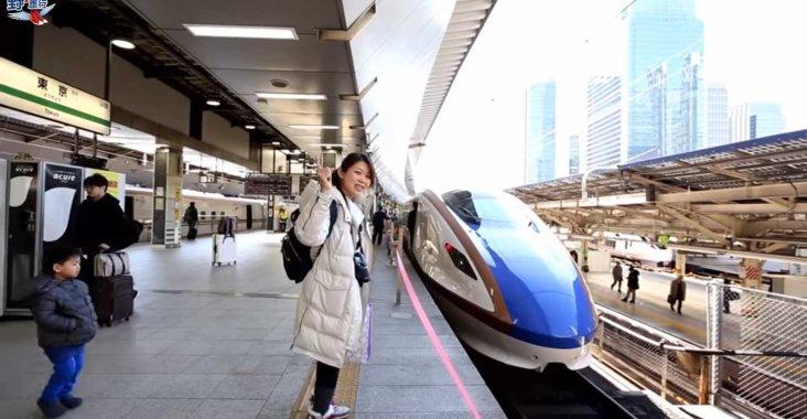 閨蜜出任務【北陸新幹線爽搭頭等艙】 @YA !野旅行-玩樂全世界