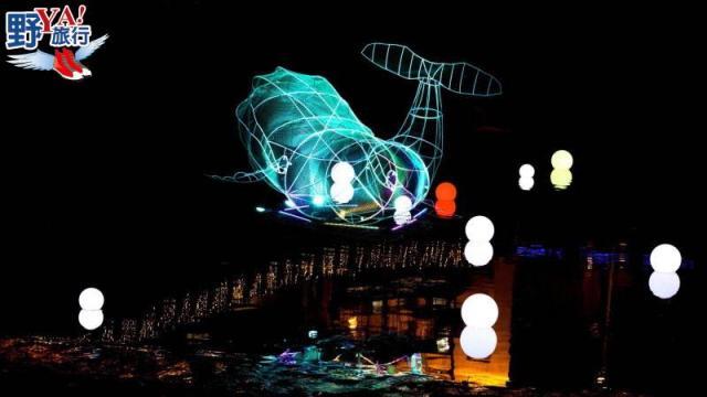 嬉遊Hello Kitty彩繪稻田夜遊綵燈節 旅行屏東愜意又歡樂 @YA !野旅行-吃喝玩樂全都錄