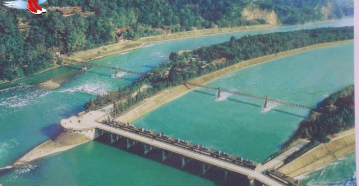 2300年前的水利工程 世界文化遺產四川都江堰 @YA !野旅行-吃喝玩樂全都錄
