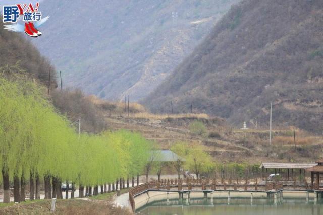 中國甘肅新興景點 宛如仙境的隴南官鵝溝 @YA !野旅行-吃喝玩樂全都錄