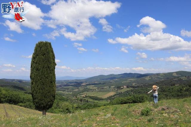 自駕悠遊義大利 我在托斯卡尼迷了路 @YA !野旅行-吃喝玩樂全都錄