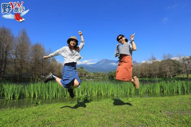 花蓮壽豐雲山水 四季皆美的超人氣景點 @YA !野旅行-吃喝玩樂全都錄