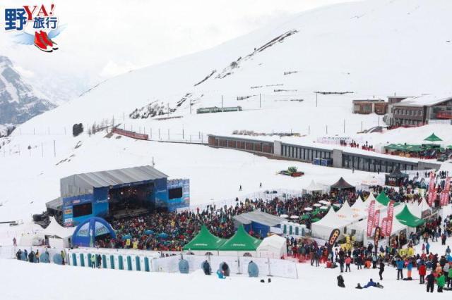 暢遊歐州花園瑞士絕景 走訪阿爾卑斯山五大名峰 @YA !野旅行-吃喝玩樂全都錄