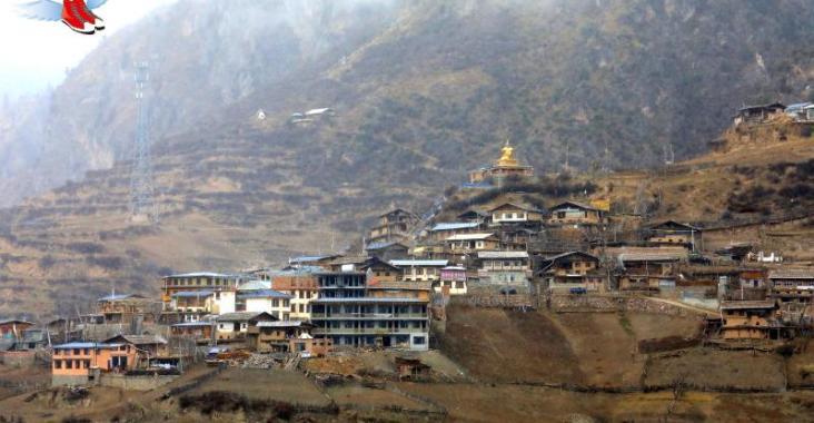 隴南藏族世外桃花源 天空之城扎尕那 @YA 野旅行-陪伴您遨遊四海