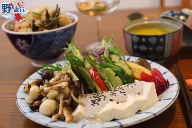 看見料理職人的堅持與用心 花蓮綠色友善餐廳-糧晨吉食(已歇業) @YA !野旅行-吃喝玩樂全都錄