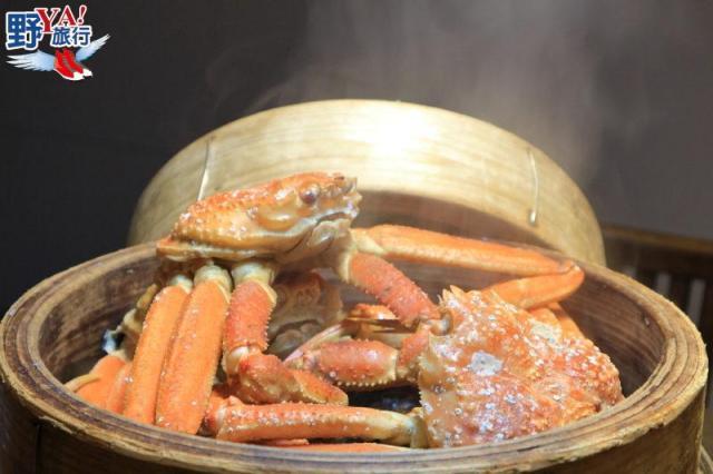 道東紋別感受北國魅力 品嚐松葉蟹極致美味 @YA !野旅行-吃喝玩樂全都錄