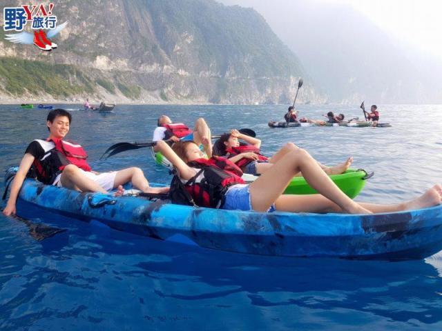 坂下沙灘飆車太平洋划獨木舟,今夏一起探索花蓮山海絕景 @YA !野旅行-吃喝玩樂全都錄