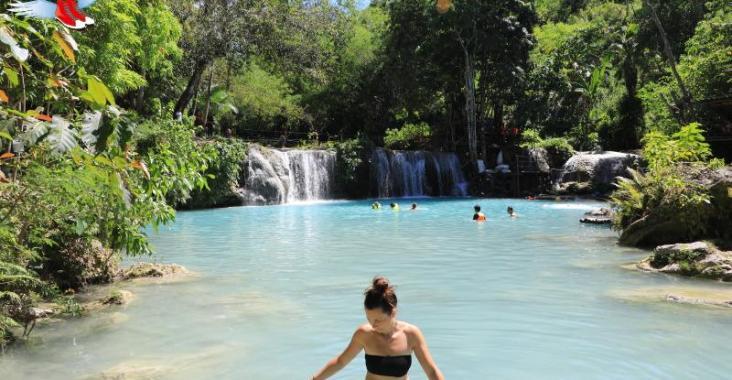 Siquijor熱帶叢林跳水 神秘的巫師島愛情藥水 @YA 野旅行-陪伴您遨遊四海